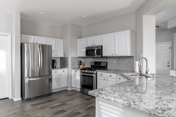 Kitchen Remodel - House Painting - West Chester Township OH
