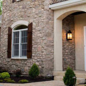 Exterior Painting and Staining - Wood Shutters - West Chester Township OH